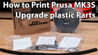Original Prusa MK3 to MK3s extruder upgrade - PakVim net HD