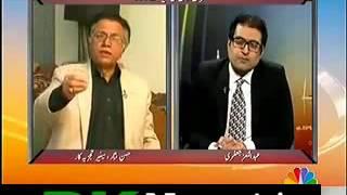 Imran Khan Pagal Hai Aur Upar Se Pathan Bhi Woh Inn Ko Nahi Chore Ga - Hassan Nisar
