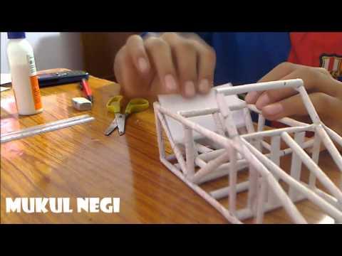 Projects : Light Car ( Paper Car )