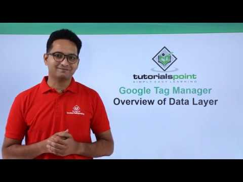 Google Tag Manager - Overview of Data Layer