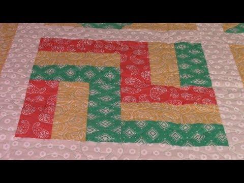 Roman Square Quilt Block