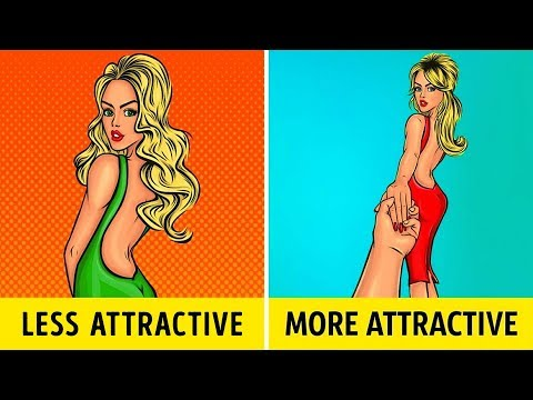 30 TRICKS TO HELP YOU BECOME MORE ATTRACTIVE