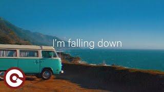 VIJAY & SOFIA FEAT HANNAH YOUNG - Falling Down (Official Lyric Video)