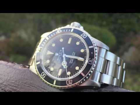 Sell Your Vintage Rolex - U.K Specialist Watches