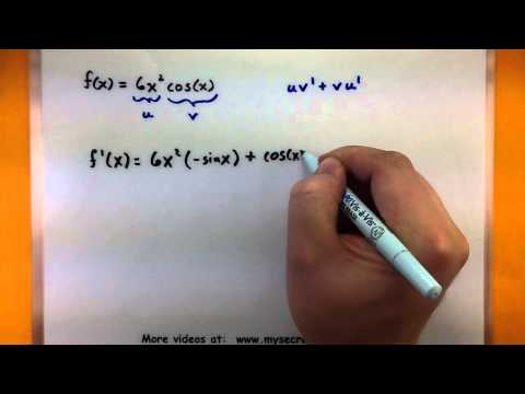 Calculus - Derivative of sin and cos