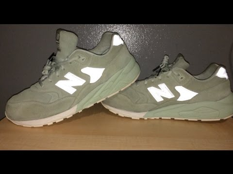 HOW TO CLEAN NEW BALANCE SUEDE