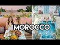 Arriving to Morocco | Amelia Liana
