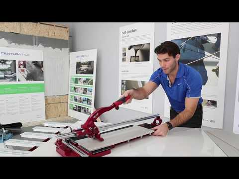 Ishii Tile Cutter - How to cut tiles fast