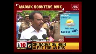 AIADMK Counters DMK Over Horse Trading Charges