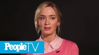 PEOPLETV Special: Emily Blunt Only Choice For 'Mary Poppins Returns' | PeopleTV