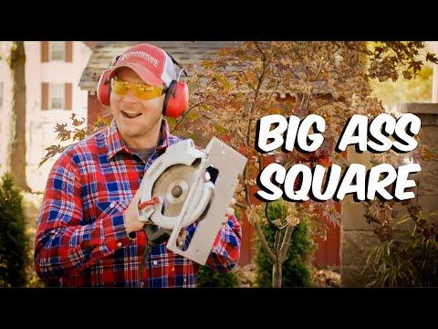 Build with Roman - Big Ass Square (BAS)