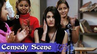 Amyra Dastur As Hindi Teacher | ISSAQ | Comedy Scene | HD