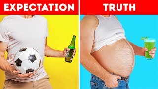 REAL DIFFERENCE BETWEEN EXPECTATION AND TRUTH
