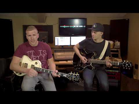 Light Up The Dark - LCBC Worship Electric Tutorial