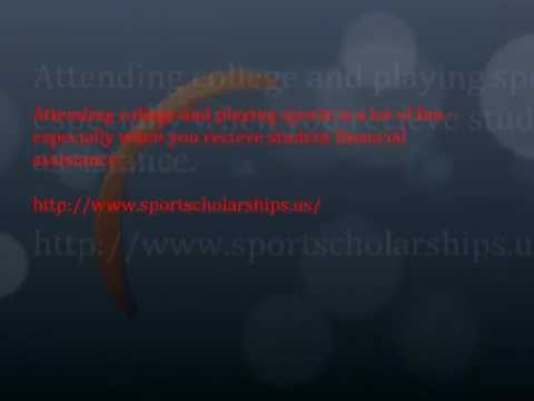 Athletic Scholarships for Sports