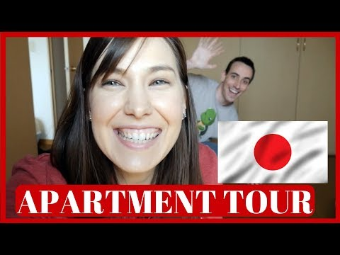 JAPANESE APARTMENT TOUR!: Suburbs/Countryside Japan!: 2018