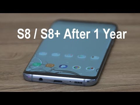 Samsung Galaxy S8 & S8+ After 1 Year: Time to say Goodbye?