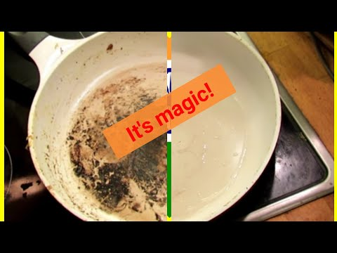 how to clean ceramic /nonstick cookware