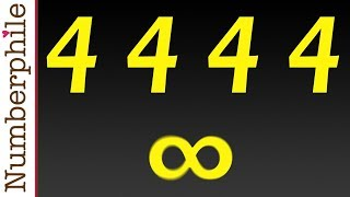 The Four 4s - Numberphile