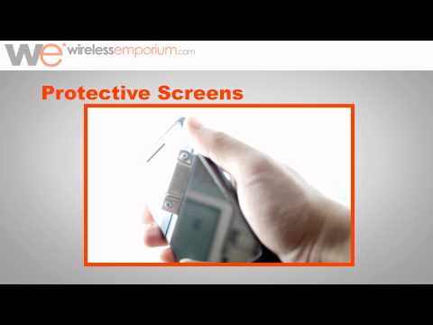 Screen Protectors and Waterproof Phone Case