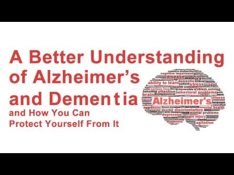 Dementia Altzheimer's video Dr. Mensink Family Care Doctor Bakersfield : Symptoms and Prevention