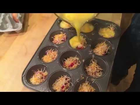 How to make egg muffins - a Tasty Thursday video