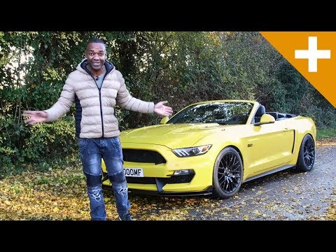 Rory Reid And His Ford Mustang V8 GT   Carfection +