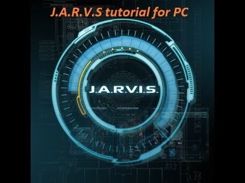 L.I.N.K.S / Jarvis tutorial / How to install Mega voice command