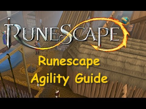 Runescape Guide 1 99 Agility RS3 2015