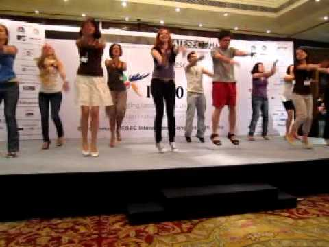 AIESEC IC 2010 Ukraine Roll Call