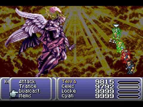 Final Fantasy VI Advance - Dual Ultima Weapons