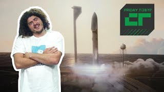 SpaceX Falcon Heavy Launch Planned for November | Crunch Report