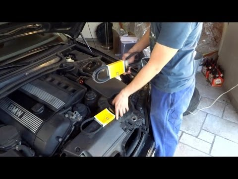 BMW OFHG Ölfiltergehäuse-Dichtung / Oil Filter Housing Gasket [1/2]