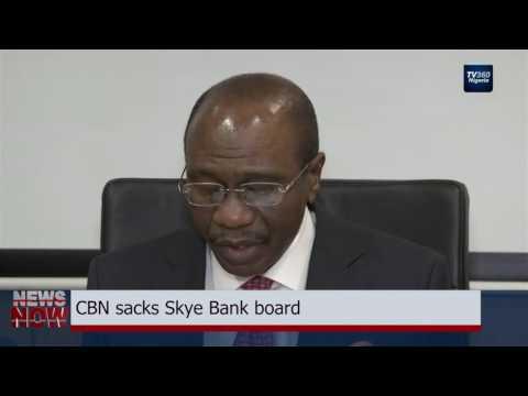 CBN sacks Skye Bank board