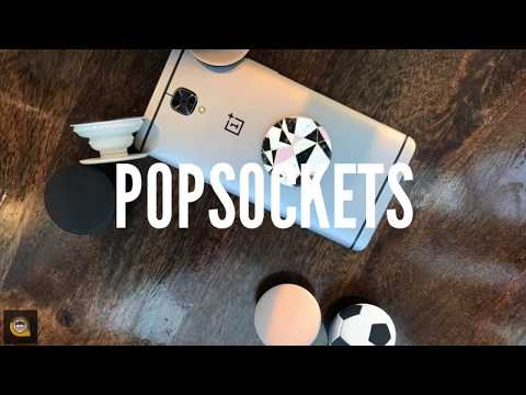 POPSOCKETS - Review (India) (In English)