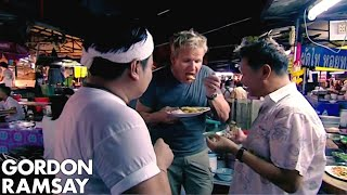 Gordon Ramsay Travels To Bangkok | Gordon's Great Escape