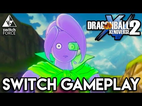 Dragon Ball Xenoverse 2 For Nintendo Switch Let's Play - New Switch Gameplay