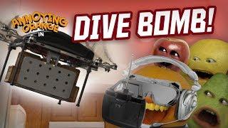 Annoying Orange - Dive Bomb!