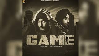 Game | Lavy | Latest Punjabi Song 2017 | Kumar Records