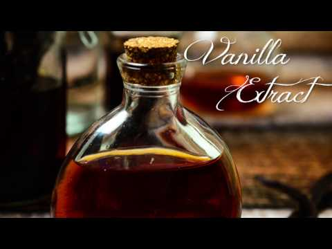 Homemade Vanilla Extract I How to make Vanilla Extract at Home