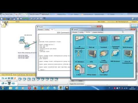 VPN remote akses pada packet tracer
