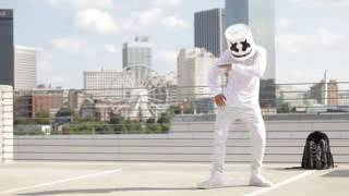 Marshmallow Dance -Alone