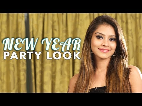 New Year Party Look | Party Look Make Up Tutorial |New Year Party | Night Make Up | Make Up Tutorial