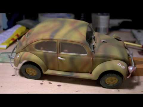 volkswagen Käfer beetle 1:35 1939 WWII Wehrmacht