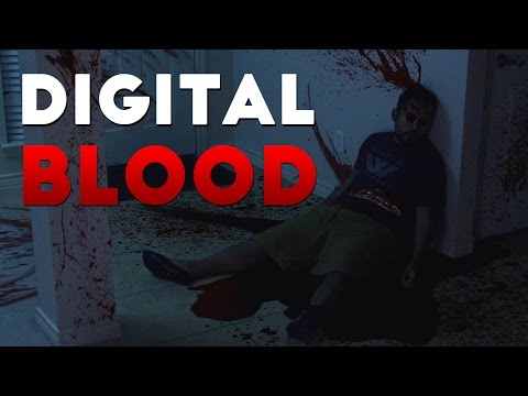 How to Make Blood Digitally