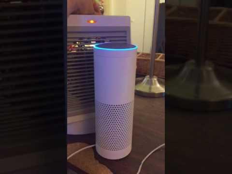 Alexa & White Noise...