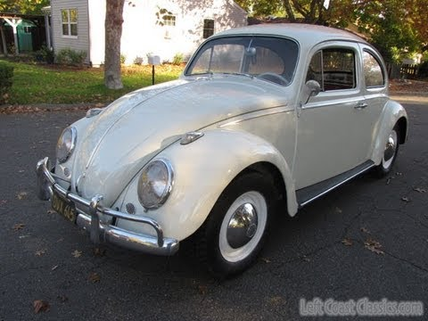 1963 Volkswagen Bug for Sale: California VW Beetle