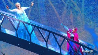 [HD] FROZEN Musical Live Show at Disneyland Resort - Disney California Adventure