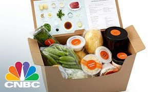 Amazon Vs. Blue Apron: Meal Kit Showdown   CNBC