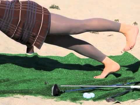 Pilates Golf Athlete: Integrative Core Control for a Stronger Swing with Author Karena Thek